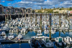 Dieppe Harbor