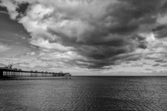 Cloud on the Pier