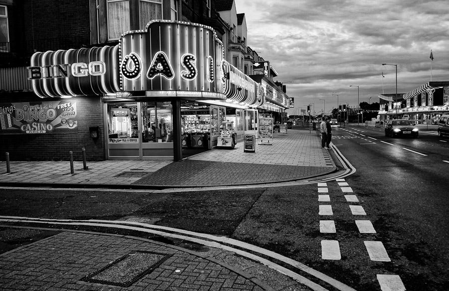 Oasis Bingo