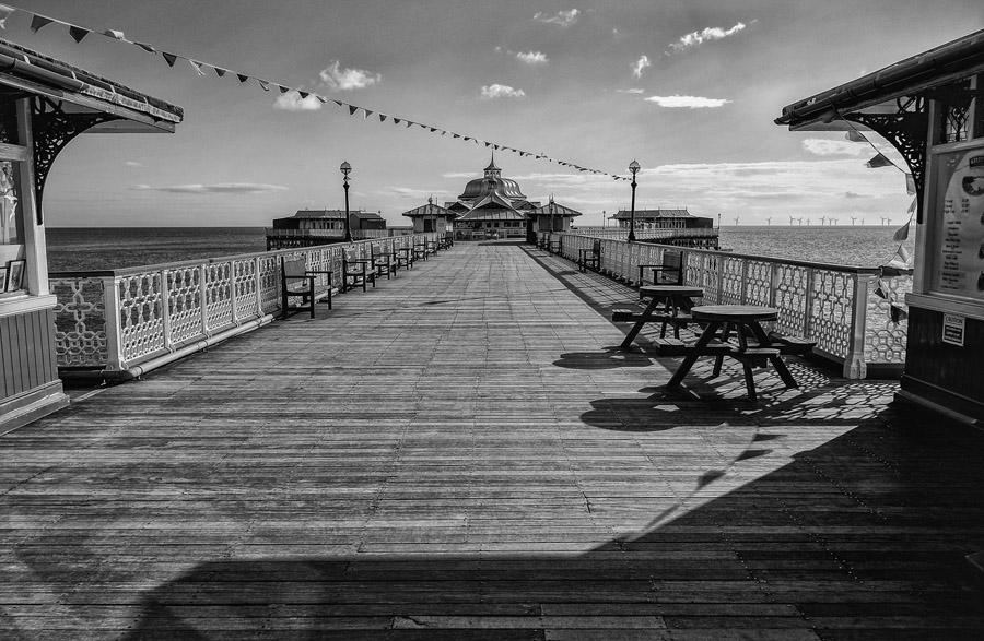 Llandudno Pier Study 1