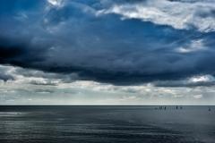 Sails under Clouds