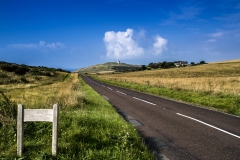 The Way to Belle Tout