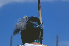 Native with Feather