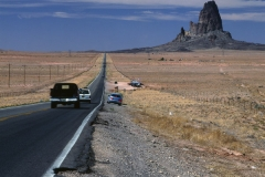 The Way to Monument Valley