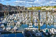 Dieppe Harbor