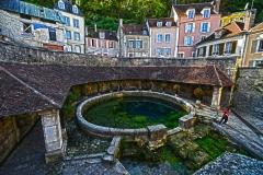 Tonerre Fountain
