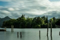 Keswick Lake Panorama