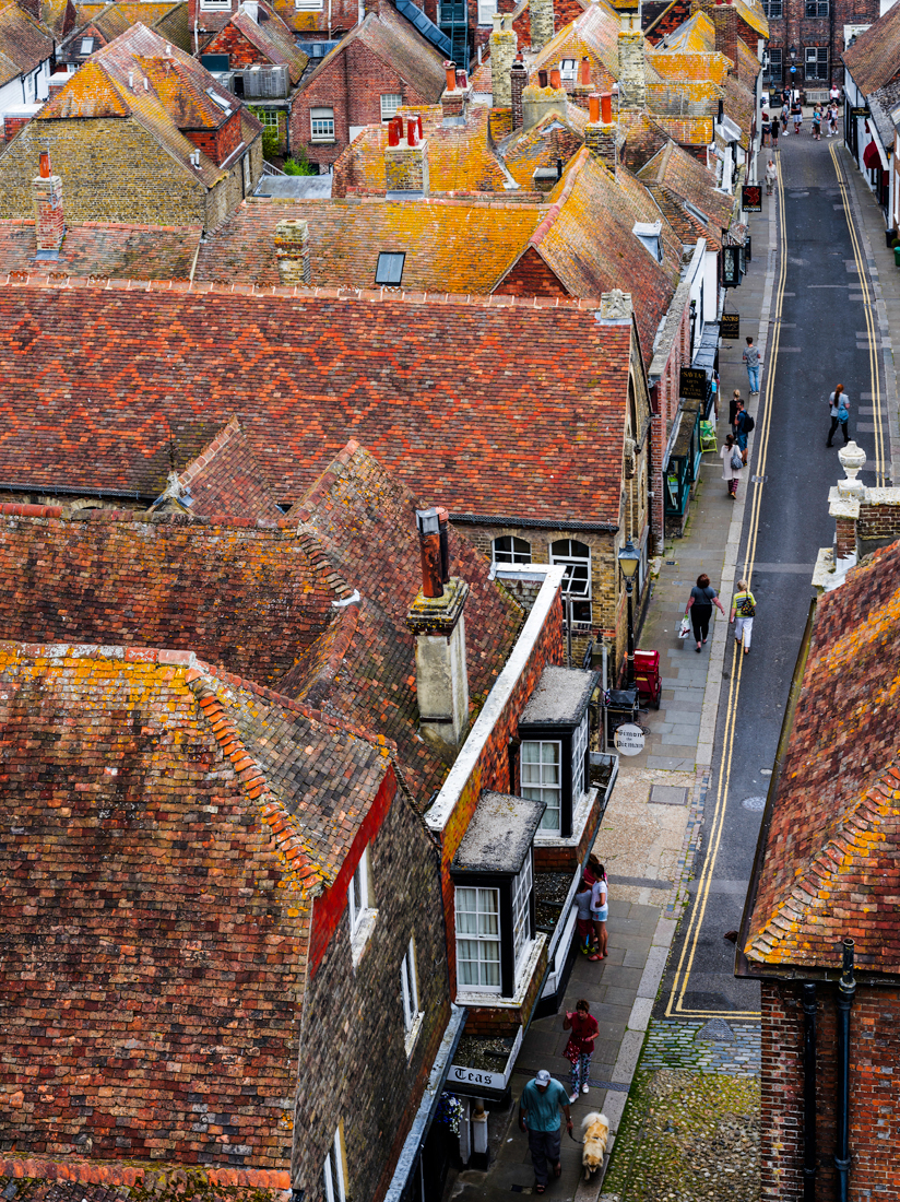 The Roofs of Rye