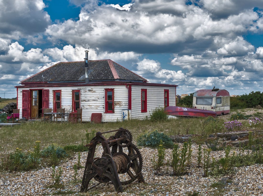 Dungeness House