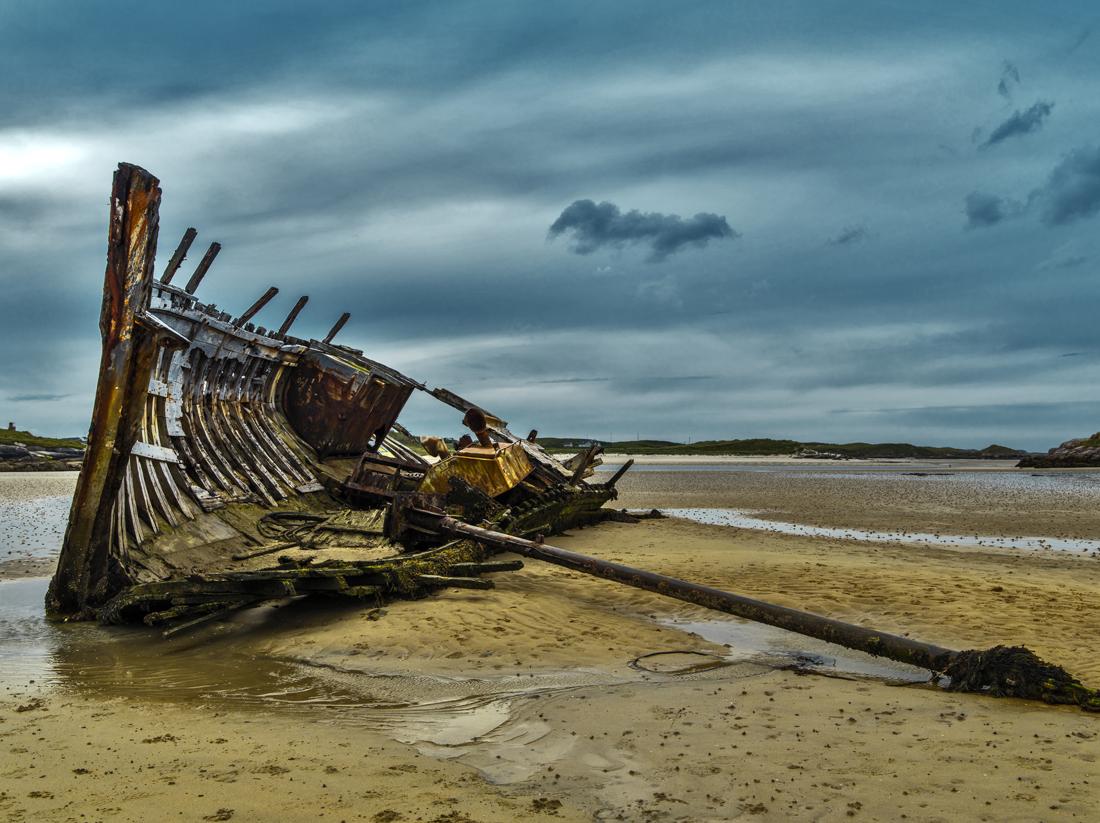 Boat Wreck 2