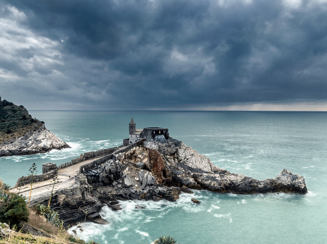 Ligurian Sea Portovenere