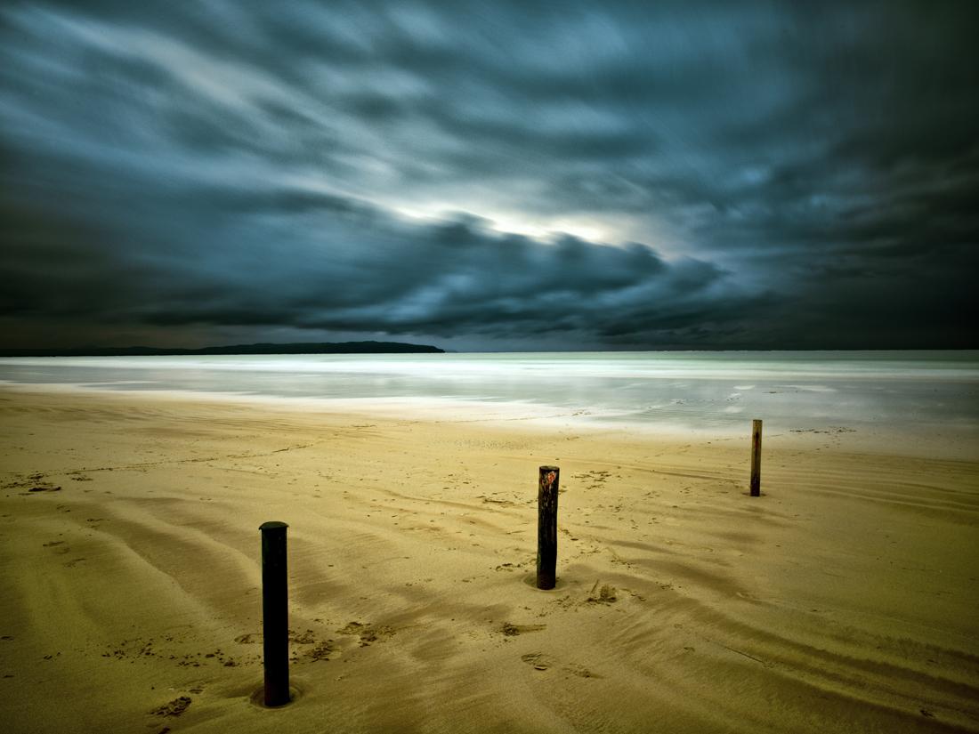 Portstuart Beach Evening