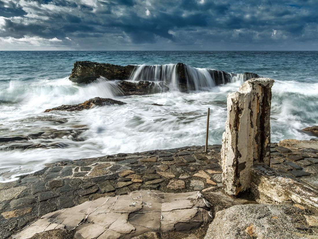 Ligurian Sea Ge-Quarto St.1