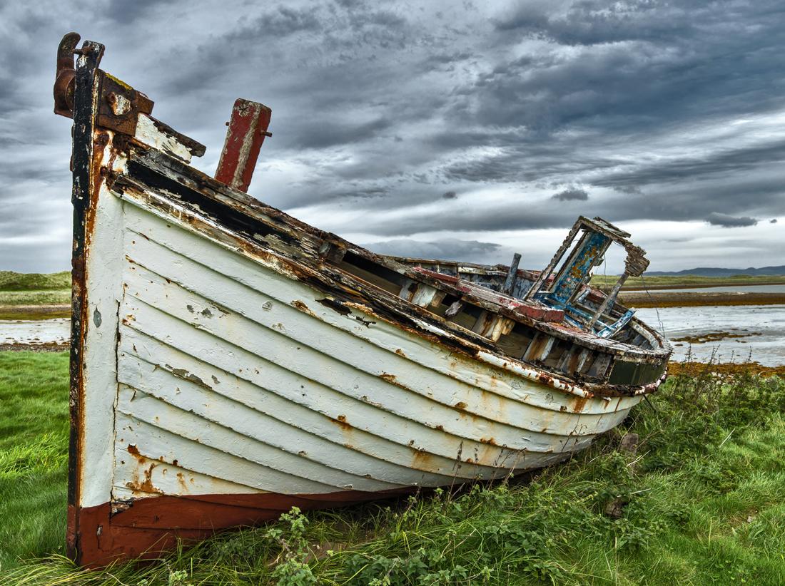 Boat Wreck 1