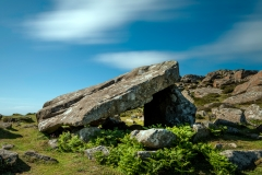 Burial Chamber near St David's Head
