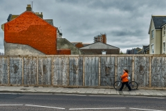 Bognor Regis Colors and Cyclist
